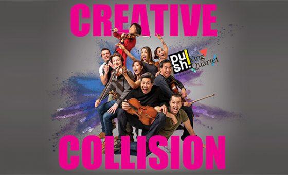 Creative Collision