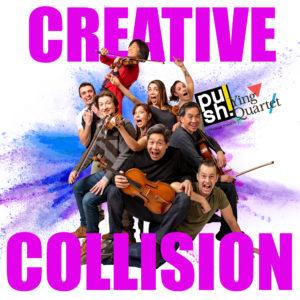 Creative Collision Promo Logo Cover Image