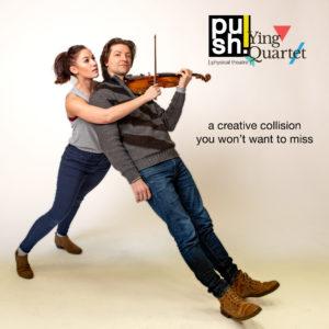 push! Ying Quartet Promo Image